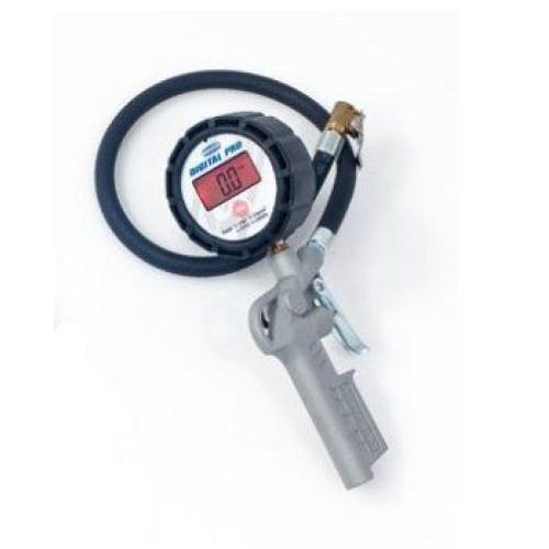 Пистолет подкачки шин с электронным манометром 007308