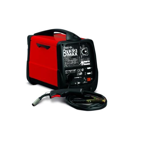 Bimax 132 Turbo - Зварювальний напівавтомат (230В) 50-120 А     821010