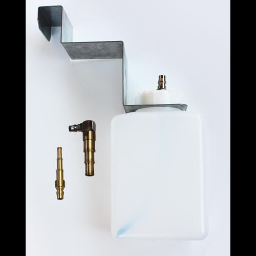 Набор адаптеров и бак для замены жидкости в ГУР    02.022.57