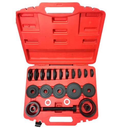 Комплект для снятия подшипников передних ступиц 23 предмета 1-D1023