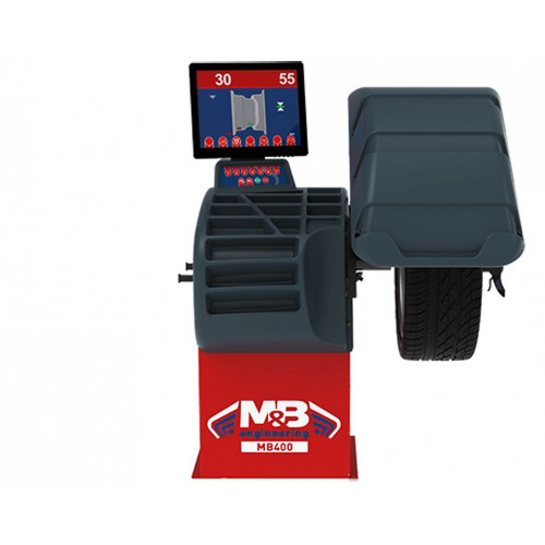 Балансировочный станок Автомат 220V M&B Engineering WB 400