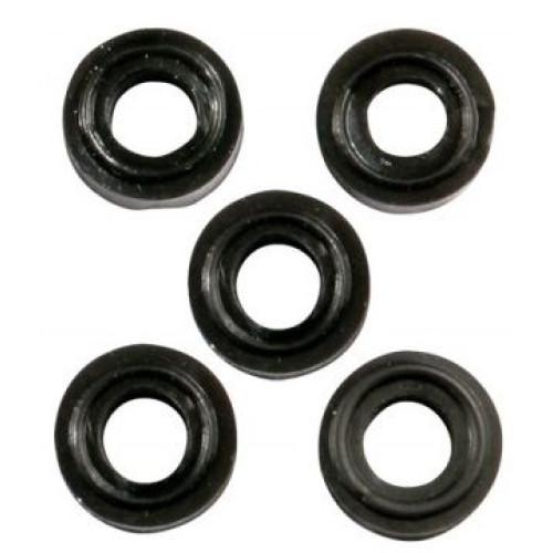 Комплект резиновых колец для фиксации пальцев (5 шт.)