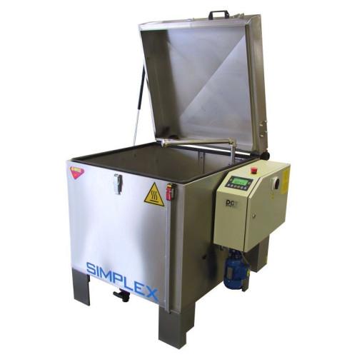 Teknox SIMPLEX 60 LT - Пневматическая установка для мойки деталей с подогревом воды до 60 ?С