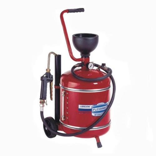 Пневматическая установка для раздачи масла емкостью 24 л 003327