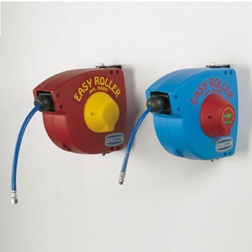 Шланг пневматический на катушкой с автосматыванием 009400+3615