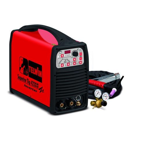 Telwin Superior Tig 422 AC/DC-HF/LIFT - Аппарат аргонно-дуговой сварки 350 А      816105