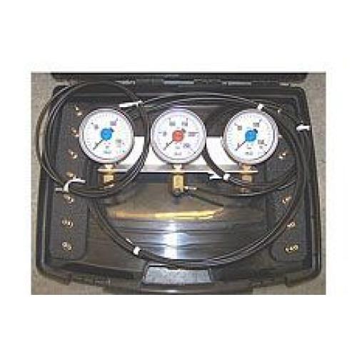 Тестер гідравлічних гальмівних систем, ABS
