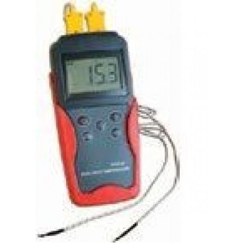 Электронный дифференциальный термометр       04.052.05