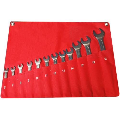 Набор ключей комбинированных 12 предметів 6-22 мм NKK012 6-22