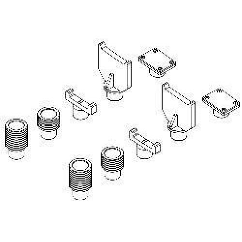 Набор адаптеров для траверсы