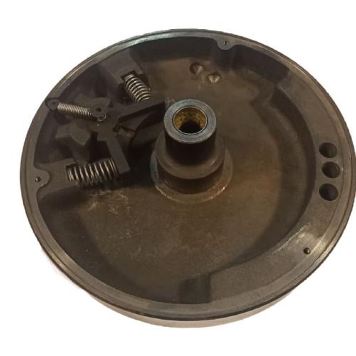Центральная крышка для електрогайкеверта